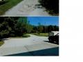 Stonemix gravel driveway