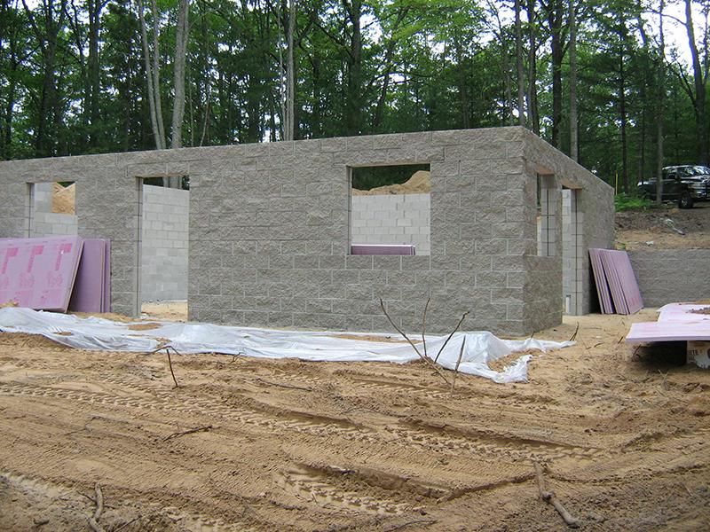 Concrete Amp Masonry Grayling Mi Jack Millikin Inc