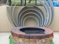 Decorative Firepit & Rings