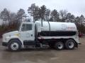 Septic Pumper truck